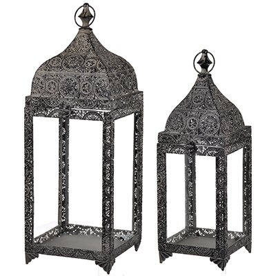 3 Piece Scape Wood Lantern Set by Laurel Foundry Modern Farmhouse