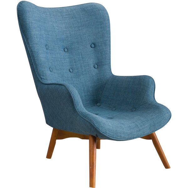 Canyon Vista Lounge Chair by Langley Street
