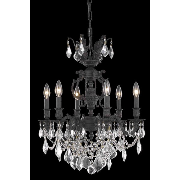 Thea 6-Light Candle Style Chandelier by Astoria Grand