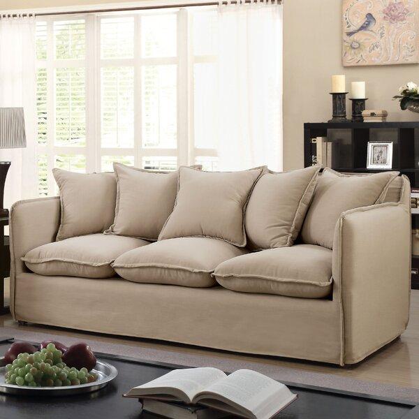 Luxury Brands Kamanda Transitional Sofa by Ebern Designs by Ebern Designs