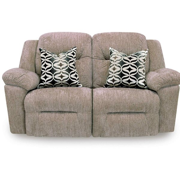 Heard Reclining Loveseat by Red Barrel Studio