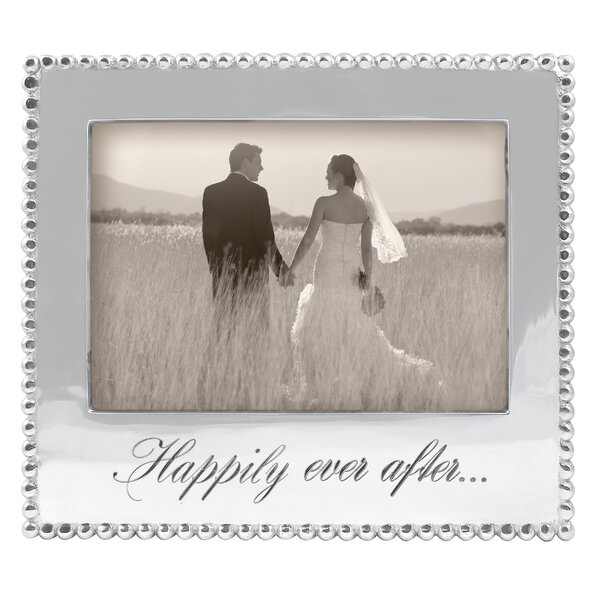 Expressions Happily Ever After Picture Frame by Mariposa