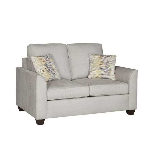 Dashing Ripley Loveseat by Latitude Run by Latitude Run