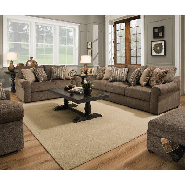 Serrano Configurable Living Room Set by Fleur De Lis Living