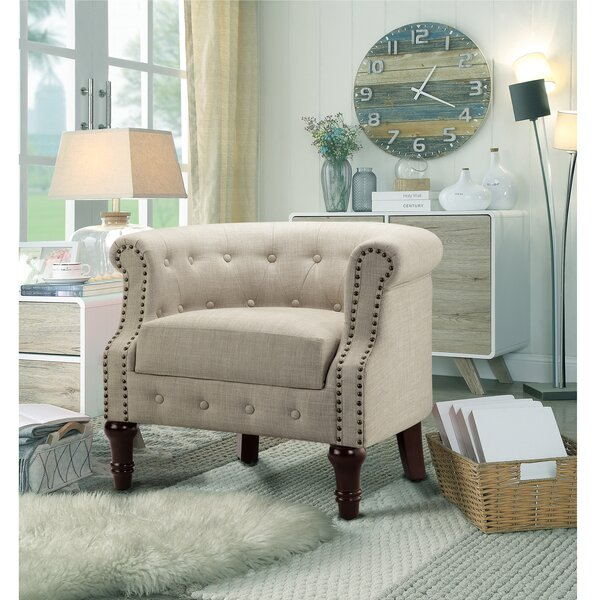 Argenziano Chesterfield Chair by Birch Lane Heritage Birch Lane™ Heritage