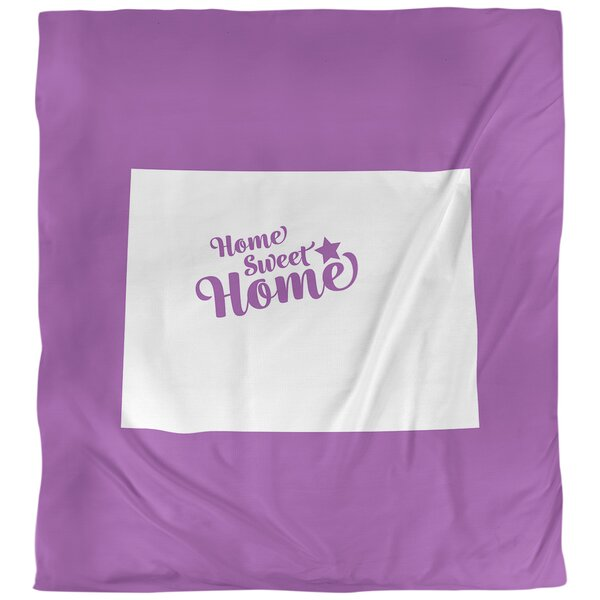 Home Sweet Denver Duvet Cover