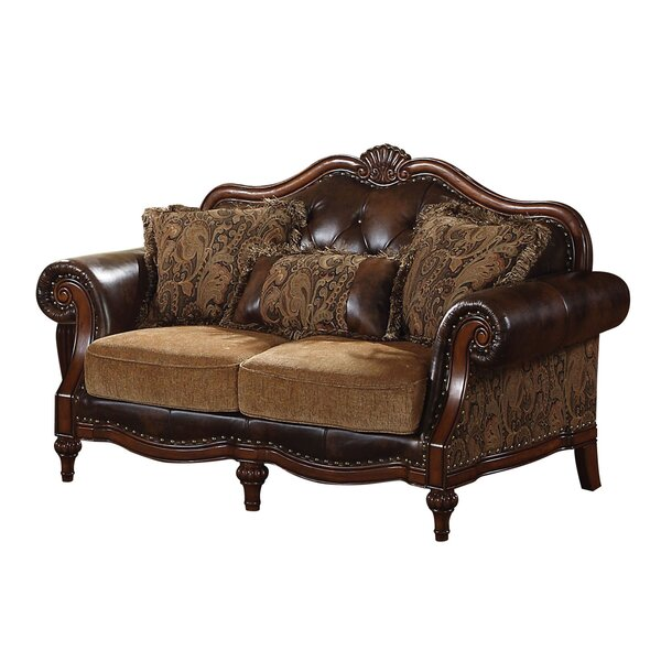 Meza Standard Loveseat By Astoria Grand