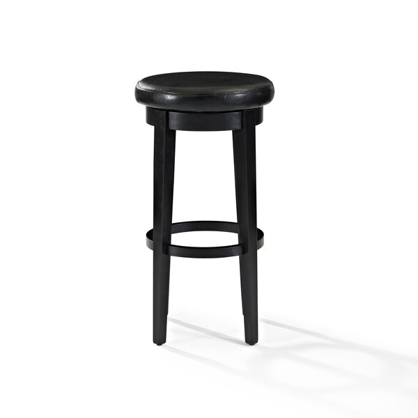 Hiltner 30.25 Swivel Bar Stool (Set of 2) by Winston Porter