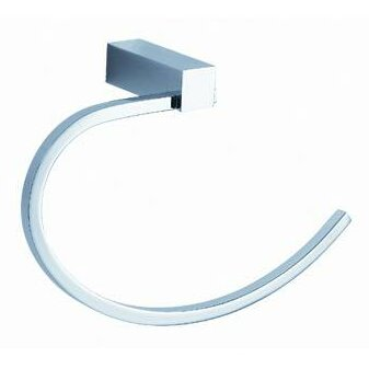 Ottimo Wall Mounted Towel Ring by Fresca
