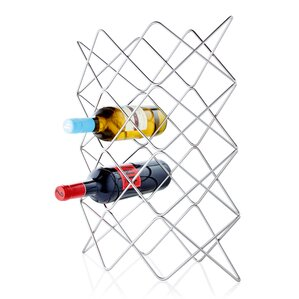 Vino 12 Bottle Tabletop Wine Rack by Blomus