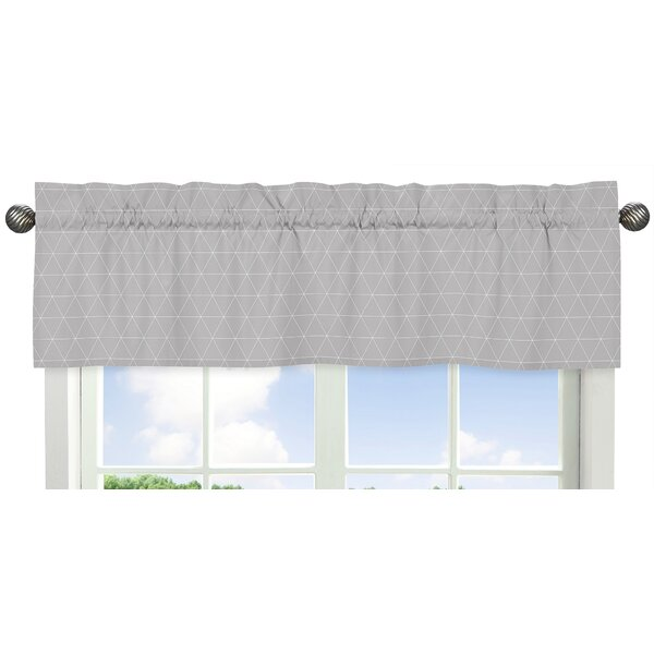 Fox Patch Triangle 15 Window Valance by Sweet Jojo Designs