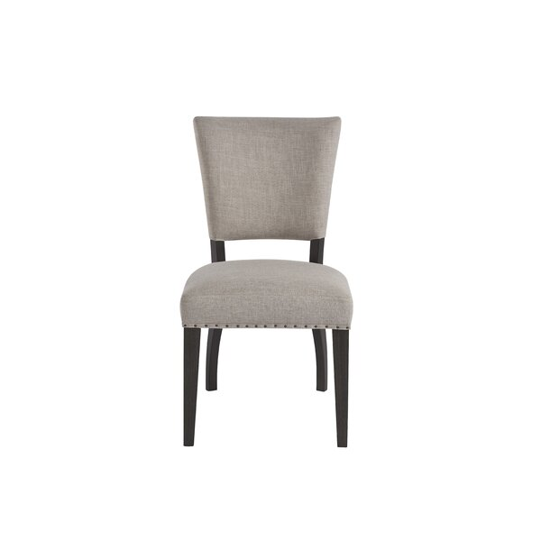 Melnick Upholstered Dining Chair (Set of 2) by Red Barrel Studio Red Barrel Studio