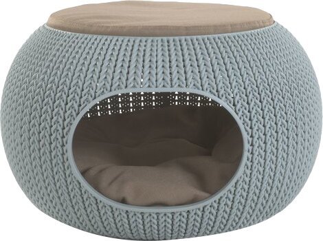 Haledon Knit Cozy Pet Home by Tucker Murphy Pet