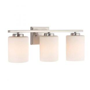 Check Prices Simas 3-Light Vanity Light By Latitude Run