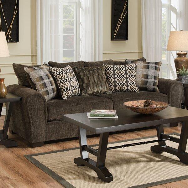 Pleasant Avenue Sleeper Sofa by Loon Peak