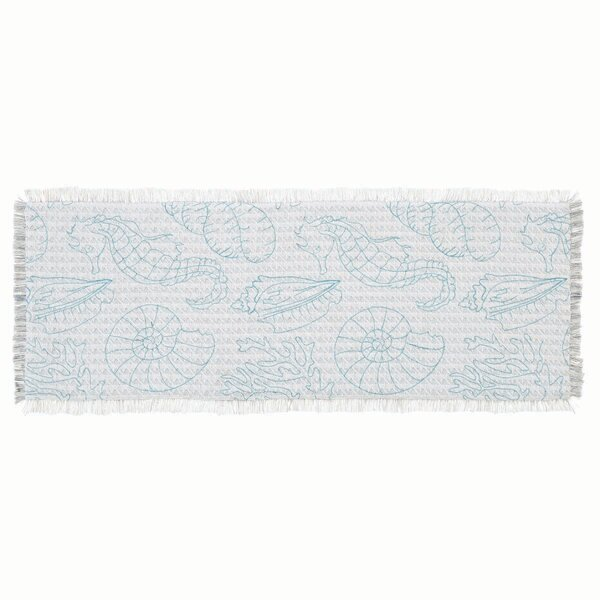 Desjardins Table Runner by Highland Dunes
