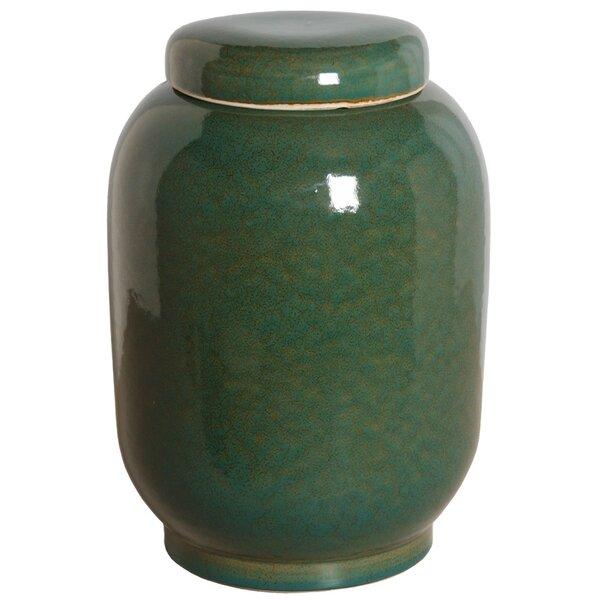 Baddock Ginger Jar by Canora Grey