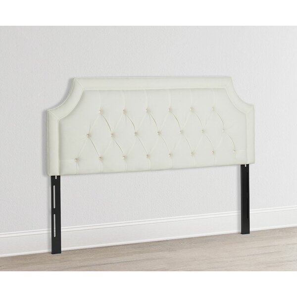 Alwin Upholstered Panel Headboard by Willa Arlo Interiors