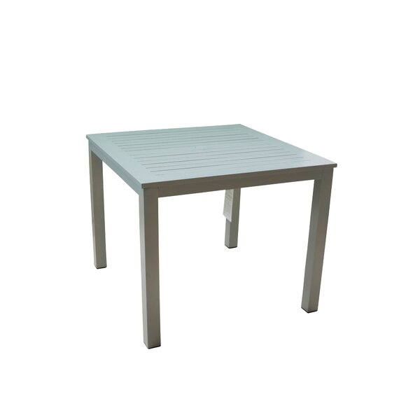 Patrica Metal Dining Table by Orren Ellis