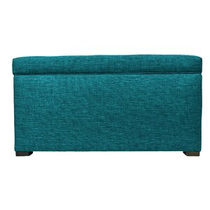 Key Largo Wood Storage Bench