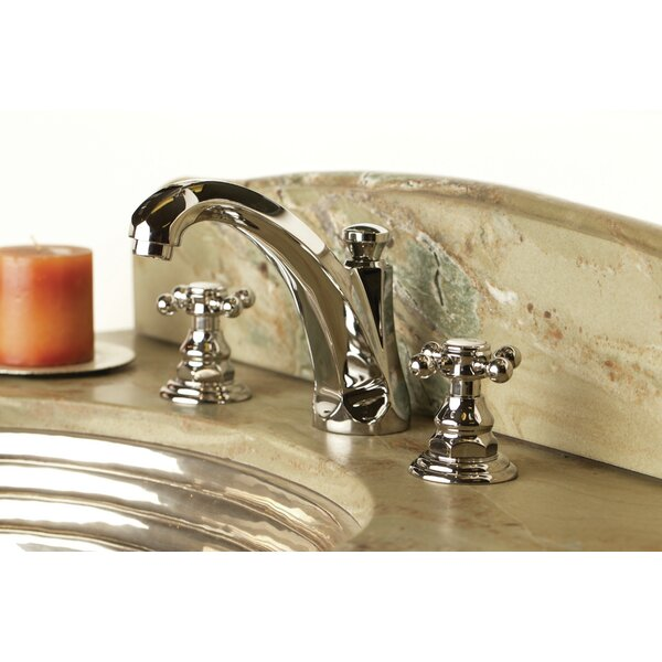Astor Lavatory Widespread Bathroom Faucet with Drain Assembly