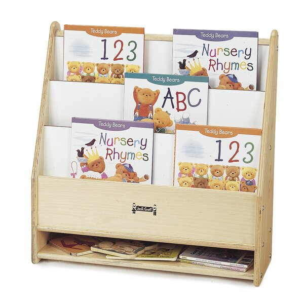 4 Compartment Book Display by Jonti-Craft
