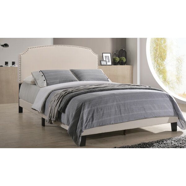 Thornaby Upholstered Standard Bed by Three Posts