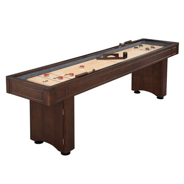 Austin Shuffleboard Table by Hathaway Games
