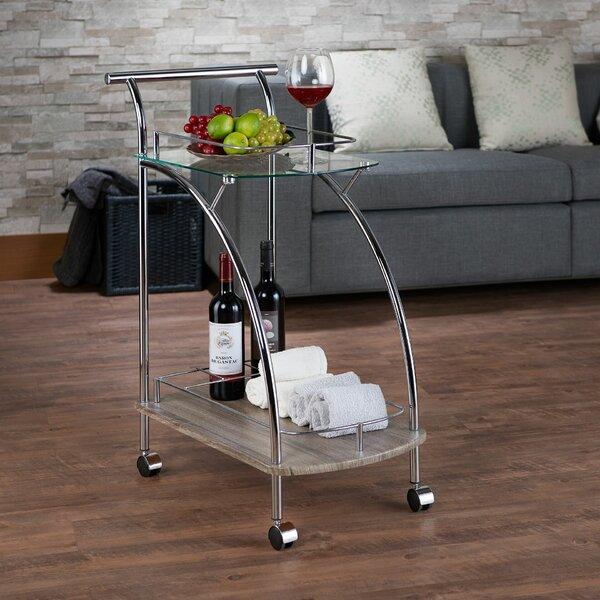 Cassis Bar Cart By Latitude Run
