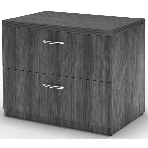 Aberdeen Freestanding 2-Drawer Lateral Filing Cabinet by Mayline Group