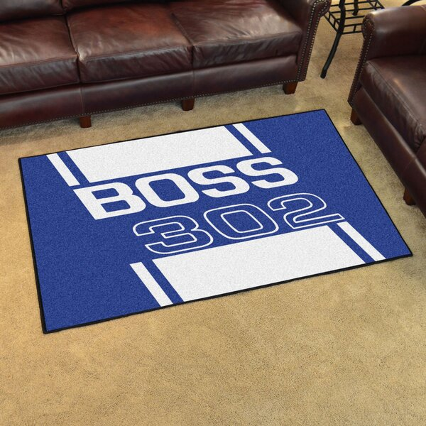 Ford - Boss 302 Rug by FANMATS