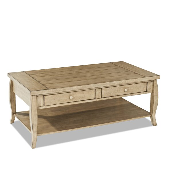 Glen Valley Coffee Table By Klaussner Furniture
