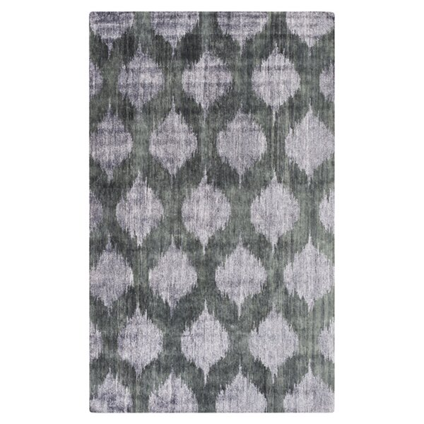 Norwell Gray Area Rug by Bungalow Rose