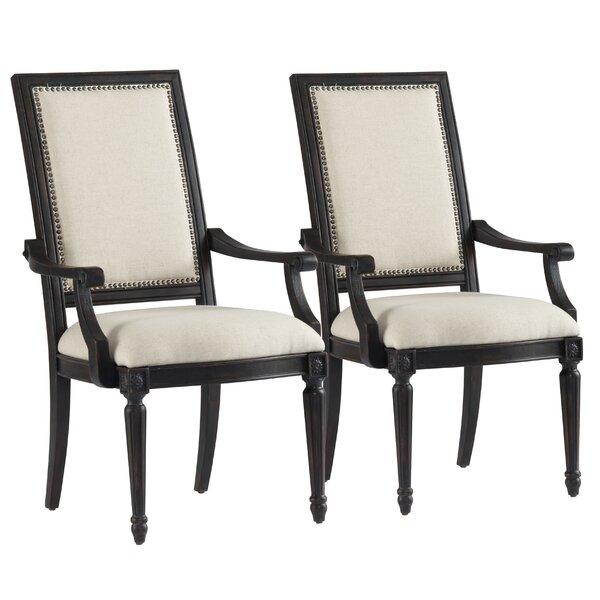 Gabaldon Upholstered Dining Chair (Set of 2) by Gracie Oaks Gracie Oaks