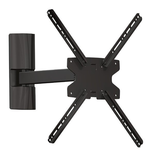 3 Way Movement Extending Arm/Tilt/Swivel Wall Mount for 17 - 42 Flat Panel Screens by STC