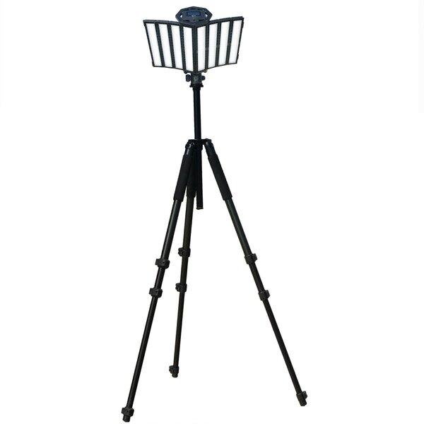 Portable Flex Head 18 Tripod Table Lamp by Innoled Lighting