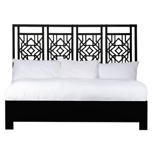 Tulum Platform Bed by David Francis Furniture