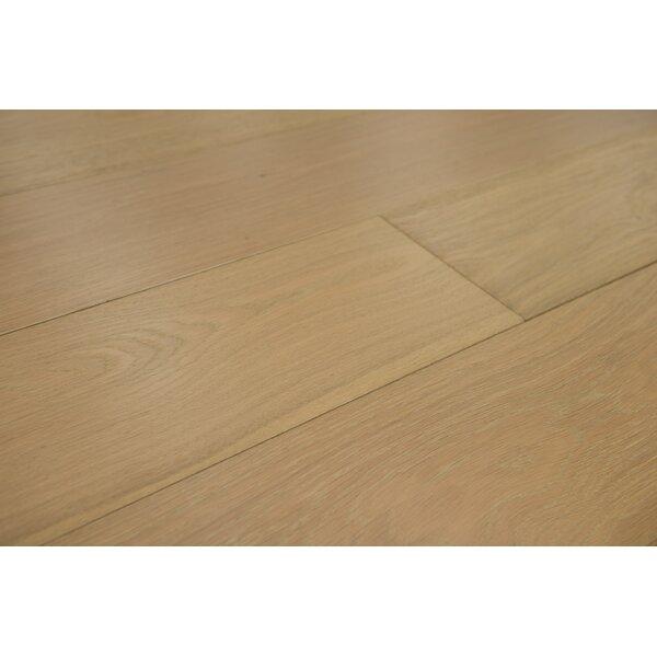 Buckingham 7-1/2 Engineered Oak Hardwood Flooring in Buckwheat by Branton Flooring Collection