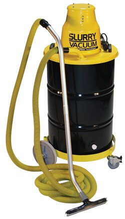 Slurry Dustless Pro Industrial Vacuum System by Du