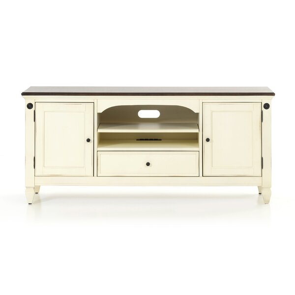 Marchan Solid Wood TV Stand For TVs Up To 70