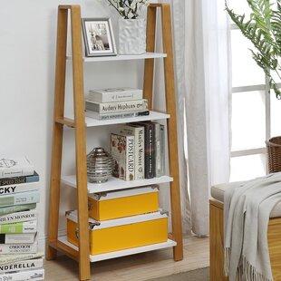 Kammerer Ladder Bookcase by Ebern Designs