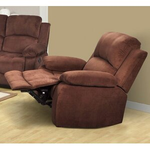 Oakley Manual Recliner by Beverly Fine Furniture