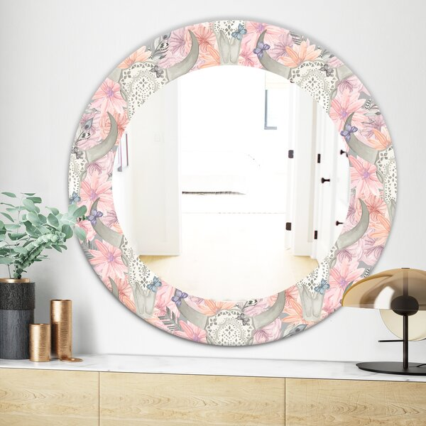 Blossom 25 Traditional Wall Mirror
