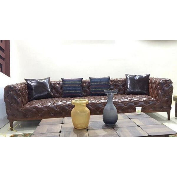 Chilson Chesterfield Sofa by 17 Stories