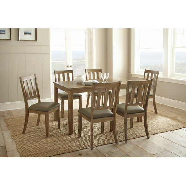 Zebulon 7 Piece Dining Set by Andover Mills