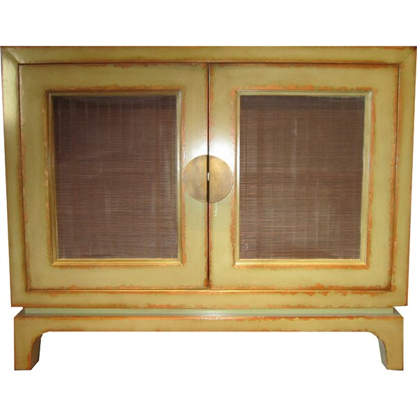 Freese Modern 2 Door Accent Cabinet