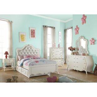 Price comparison ConCo Arched Panel Configurable Bedroom Set ByHarriet Bee