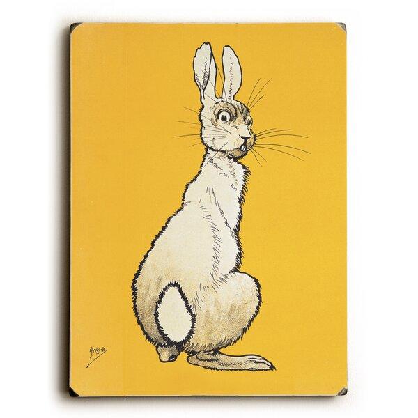 Mr. Rabbit Graphic Art by Artehouse LLC