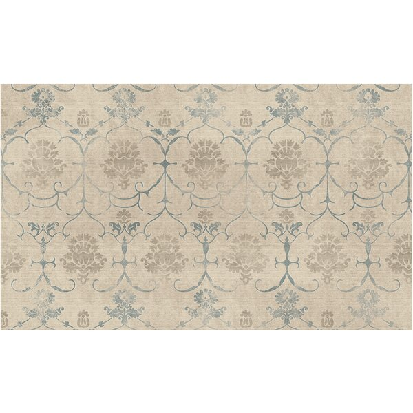 Creme Indoor/Outdoor Area Rug by Ruggable