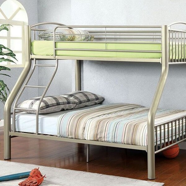 Cazares Twin Over Full Bunk Bed by Isabelle & Max